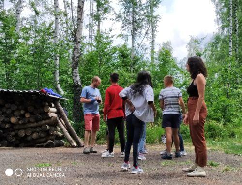 Kalandpark és sminkverseny – táboroztak a tarnabodi gyerekek