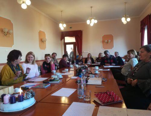 Innovációs projekt a máltai iskolákban – programindító találkozó Gyöngyösön