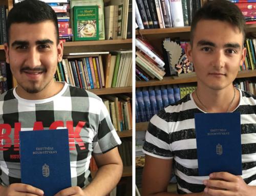"""""""Úgysem fog sikerülni?"""" – egyetemi felvételt nyert két mentorált tiszabői diák (maltai.hu)"""
