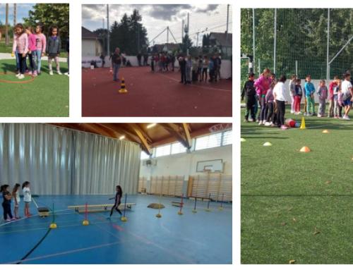 Sportnap a máltai iskolákban